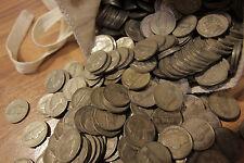 1942-1945 35% Silver Jefferson War Nickel of random dates 1943 1943 1944 1945