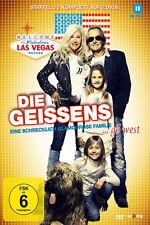 ! 2 DVDs * DIE GEISSENS - EINE SCHR. GLAMOURÖSE FAMILIE - STAFFEL 3.2  # NEU OVP