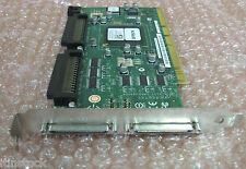 ADAPTEC SCSI Ultra320 PCI-X Card, Dual Channel  39320A P/n 7071406-04
