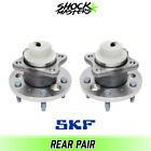 00-07 Chevrolet Monte Carlo Rear Wheel Hub Bearing Assembly Pair W/ABS OEM SKF  for sale