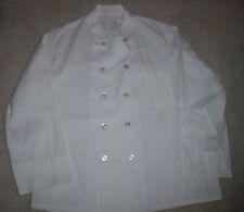 Sysco Chef Coat Uniform Size L 44/46 Model 4799896