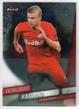 Champions League FINEST 2019-2020 ☆ ROOKIE CARD ☆ RC #10 Erling Haaland Salzburg