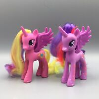MLP My Little Pony G4 Brushable Lot Princess Cadance Twilight Sparkle