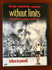 Without Limits (DVD, 1998) - F0428