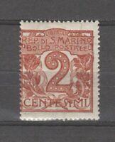 s37492 SAN MARINO MNH** 1921 Cifra e Vedute c. 2 1v Sassone 69