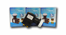 Blazer X4 QUAD 4 output 0.1dB 4K/HD/3D High Gain LNB SATELLITE