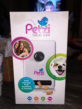 Petzi Treat Cam: Wi-Fi Pet Camera Treat Dispenser - New