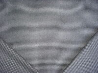 4-1/8Y Ralph Lauren LCF65781F Warrendale Houndstooth Black Upholstery Fabric