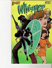 WHISPER COMICS COMPLETE SET ISSUES 1 -37 GOOD CONDITION, First Comics