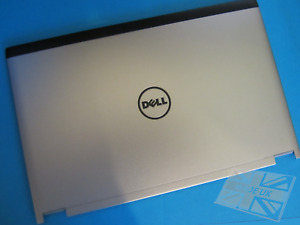 Dell Latitude 3330 Laptop Silver LCD Screen Cover Lid with Cables 074MJD
