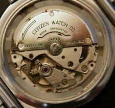 Vintage Citizen Automatic Movement 8200 Spare Parts Working Condition