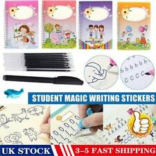Uk-Magic Calligraphy Can Be Reused Handwriting Copybook Set For Kids Writing Set