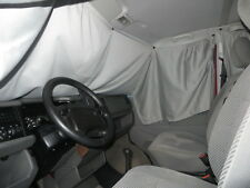 Four Piece Tailored Curtains set for VW T4 Multivan; Caravelle; Transporter