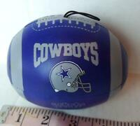 Dallas Cowboys Team NFL Good Stuff Mini Football 1993