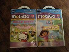 MobiGo Hello Kitty Birthday Party and Dora The Explorer Twins Day