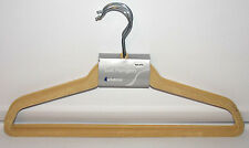 New Whitmor 5 Pack Flocked Plastic Hanger Collection Emaker Suit Hangers Set