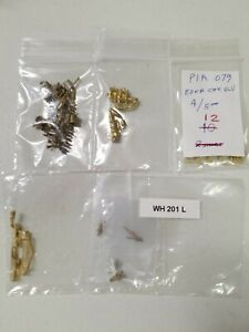 Ho Scale Kemtron Brass Parts Assorted Lot of 5