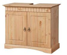 Badezimmermöbel holz natur  Badmöbelsets im Landhaus-Stil aus Holz | eBay