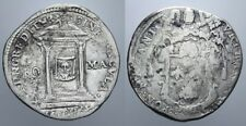 TESTONE 1625 ROMA A. II URBANO VIII STATO PONTIFICIO