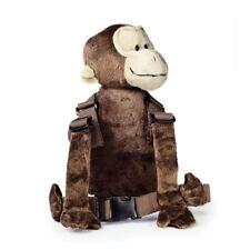 Kiddi Corp Goldbug Chimp Harness Buddy Toddler Reins Backpack Adjustable straps