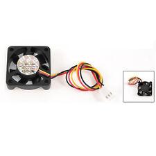 5pcs/PACK 40mm x 10mm 4010 8.9 CFM 3Pins 12V DC brushleBT Computer Cooling Fan
