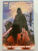 Star Wars Darth Vader: The Shu-Torun War, Brand New TPB, Marvel Comics