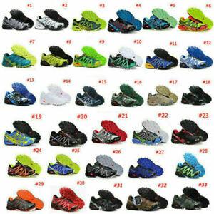 Salomon Speedcross Vario 3 Homme Trail Chaussures De Course Baskets Running
