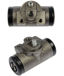 2 Drum Brake Wheel Cylinders Rear L & R For Chevy GMC Replace OEM # 25832113