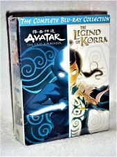 Avatar & Legend of Korra Complete Series Collection (Blu-ray 2019 17-Disc) anime