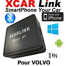 XCARLink Smart BT VOLVO C70, S40, S60, S80, V40, V70, XC70..