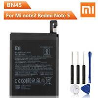 Authentic Replace Battery BN45 For Xiaomi Mi note2 Redmi Note 5 Note5 4000mAh