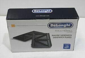 DeLonghi Multi Grill Easy Piastre Sandwich Plates