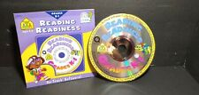 School Zone Interactive Reading Readiness Grades K-1 CD ROM Win/Mac No Manual