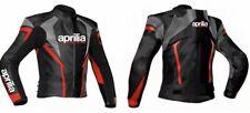 Aprilia motorbike Racing leather Jacket All size Available