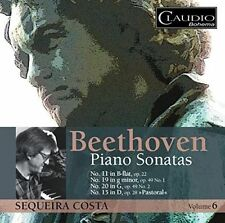 Beethoven: Piano Sonatas: Vol. 6, New Music
