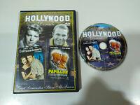 Papillon + el Abrazo de la Muerte Steeve McQueen Hoffman Lancaster - DVD