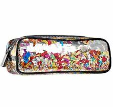 SEPHORA COLLECTION Let's Disco Confetti Cosmetic Travel Bag New with Tags