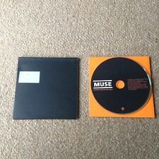 Muse Supermassive Black Hole Promo   CD