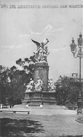 CPA ARGENTINE BUENOS AIRES MONUMENTO DE LA COLECTIVIDA DPLAZA DE FRANCIA