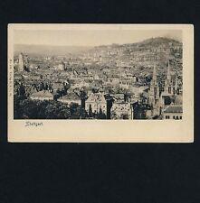STUTTGART Blick über die Stadt * AK um 1900