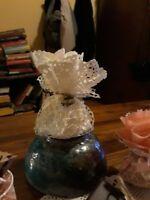 N.20 Bomboniera Matrimonio Battesimo comunione laurea porta confetti