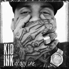 KID INK My Own Lane CD BRAND NEW 18 Track Version