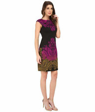 New London Times Pretty Floral Party Cocktail Dress Size 8 US (12 AU) RRP $140