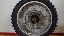 1983 1984 Kawasaki KX250 KX 250 KX500 500 rear wheel rim hub