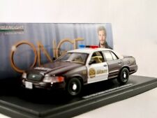 """2005 Ford Crown Victoria Police """"Once upon a Time""""  / Greenlight Hollywood 1:43"""