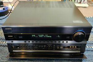 ONKYO PR-SC5507 AV PROCESSOR 9.2 PRE-AMPLIFIER NETWORK AUDIO/VIDEO CONTROLLER TU