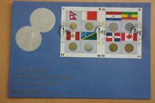 Münzen, Flaggen - UNO NY - 1 FDC 2012