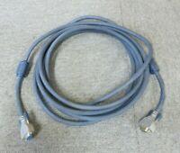 Bandridge VGA 15-Pin D Sub Male To VGA 15-Pin D Sub Female Cable Blue 5M
