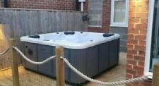 Antigua 5/6 Person Hot Tub Used