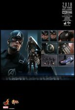 New Hot Toys Toy Fair Exclusive Concept Captain America 1/6 Figure Last One!